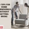 Wondering how to furnish your house? This is what can help you to solve this problem!